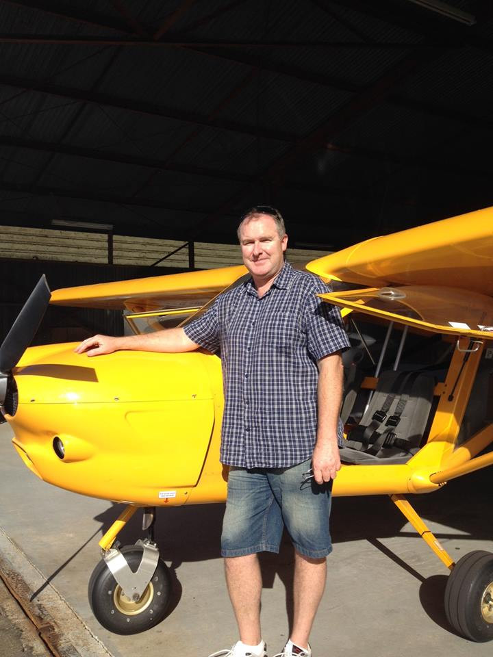 David Frewin first solo | Hastings District Flying Club, Port Macquarie Recreational Aviation | HDFC Port Macquarie