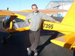 Ivan Daniel achieved First Solo in just 3 months!