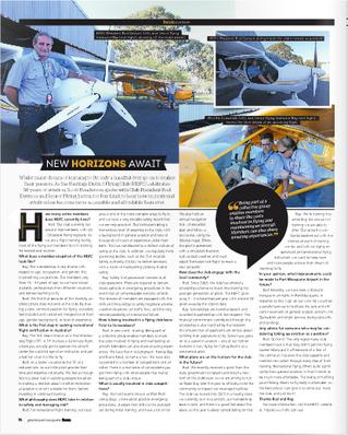 HDFC featured in April's Focus Magazine