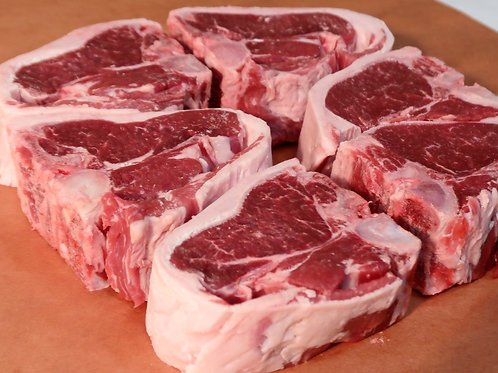Lamb Loin Chops(Sold By The Pound)