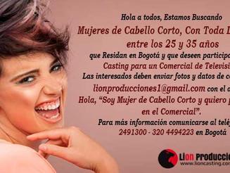 Mujeres de Cabello Corto, Con Toda La Actitud entre los 25 y 35 años