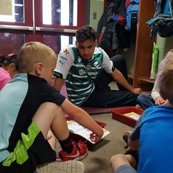 School day tutoring