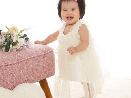 「1歳お誕生日」