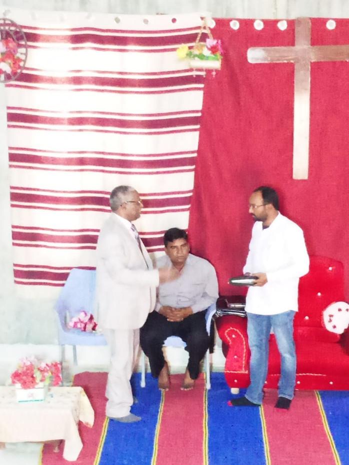 Shakeel in Hyderabad
