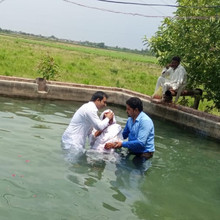 Baptizing Believers