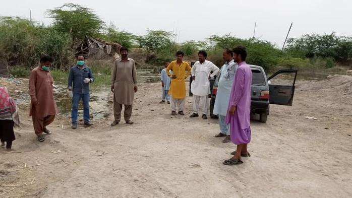 Food for Sindh Villages