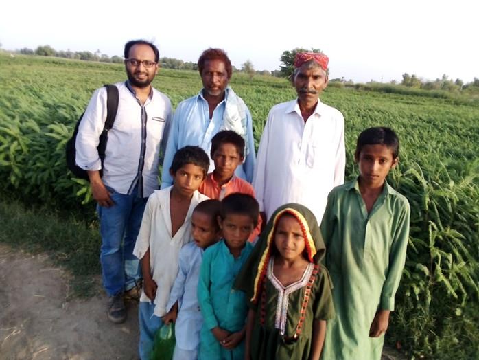 Preaching, Baptizing, Helping