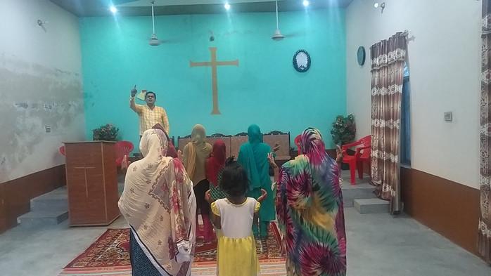 Worship in Punjab