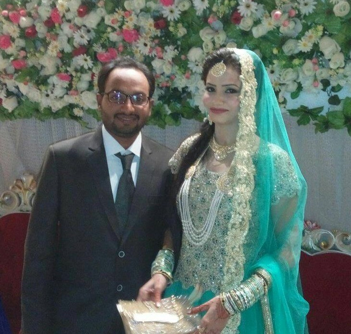 Beenish and Shakeel: Married!