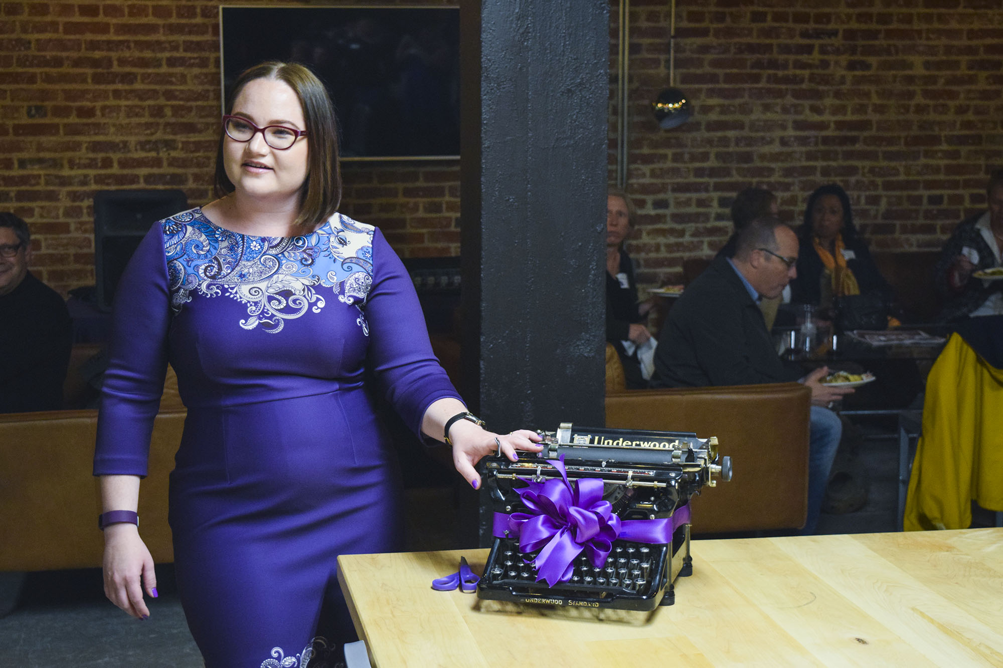 Flanz Writes Launch Party 13