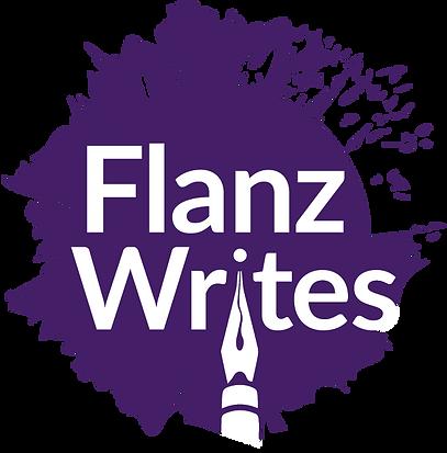 Flanz Writes logo