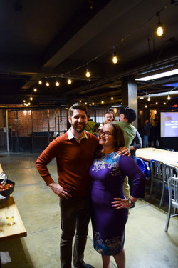 Flanz Writes Launch Party 1
