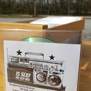 $10 Intelligence is Sexy cd