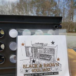 $10 Black & Brown soul jazz cd