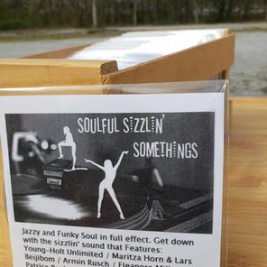 $10 Soulful Sizzlin' Somethings cd
