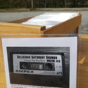 $10 Delicious Saturday Sounds #2 cd