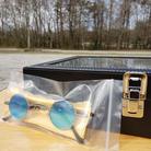 $40 rare blue small sunglasses