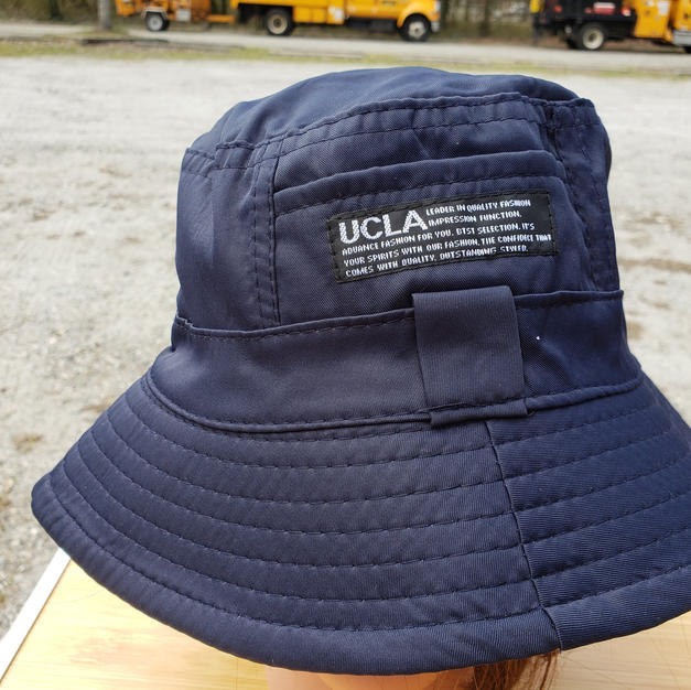 $20 UNISEX navy blue fishing hat