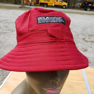$20 UNISEX maroon fishing hat