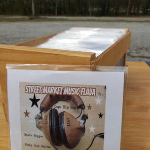 $10 Street Market music Flava cd
