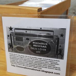 $10 Rockbox Reggae cd