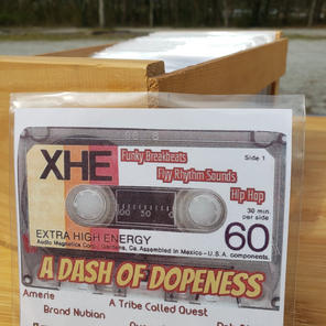 $10 A dash of Dopeness cd