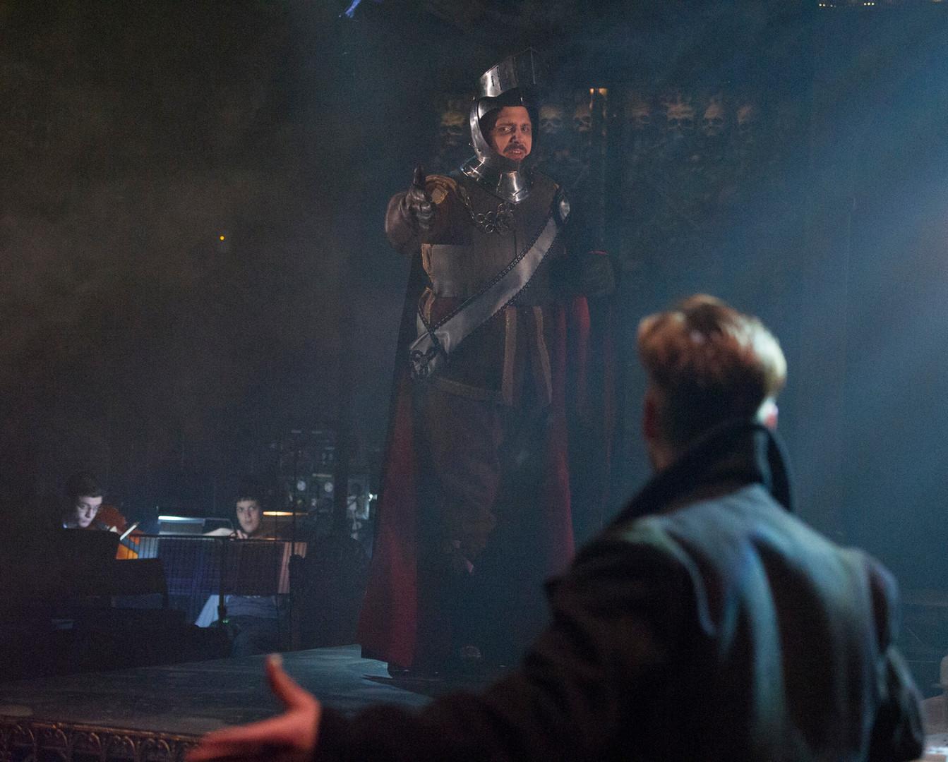 Ghost of King Hamlet - Q1 Hamlet