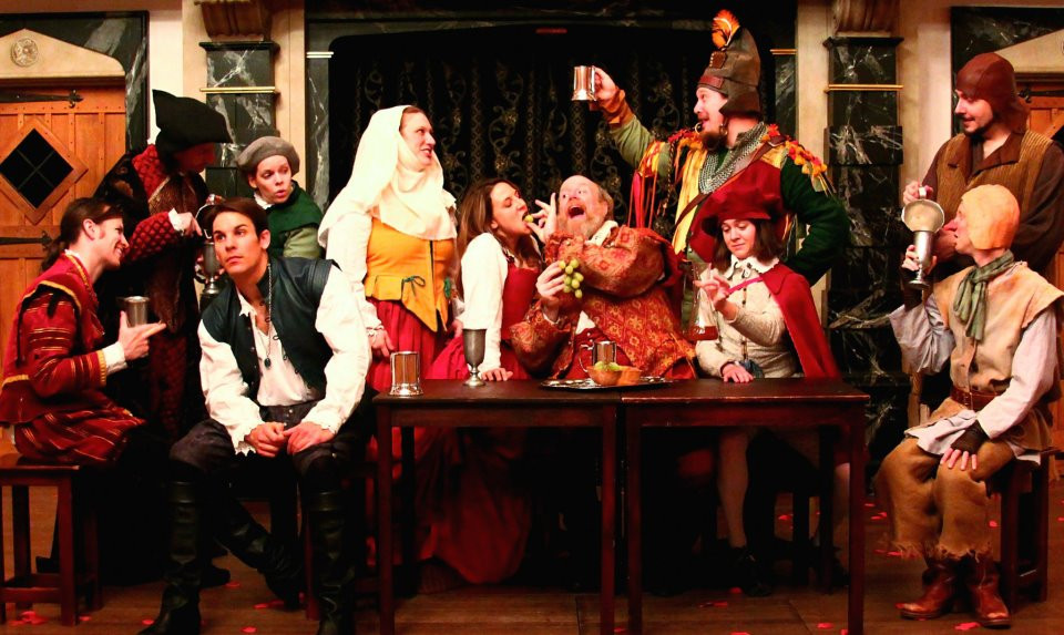 The Whole Gang - Henry IV Part 2