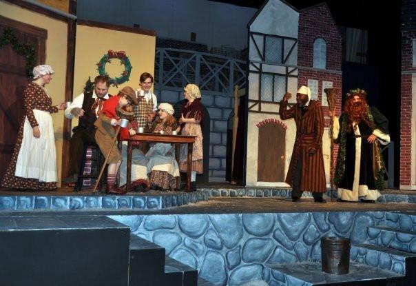Christmas Present - A Christmas Carol