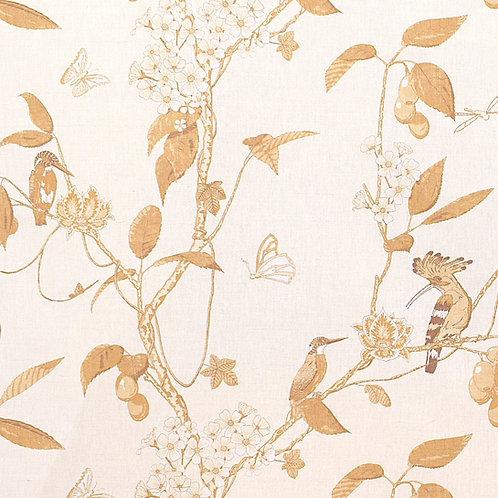 The Navigator's Garden - 'Monochrome' Sand on Ivory