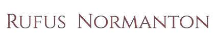 Rufus Normanton logo typed red.png