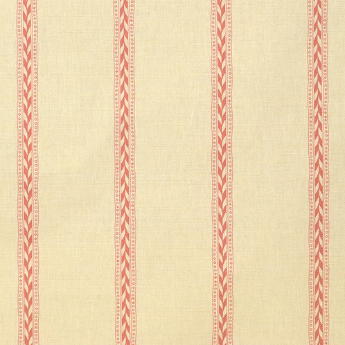 Rectory Stripe - Terracotta