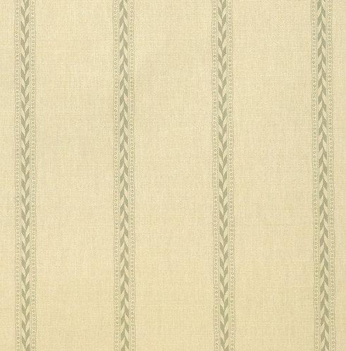 Rectory Stripe - Botanical Grey