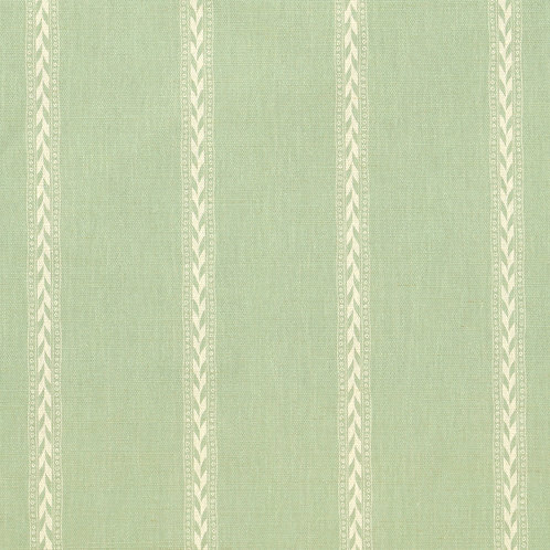 Rectory Stripe Reverse - Fresh Green