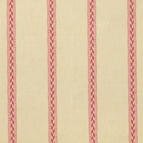 Rectory Stripe - Red