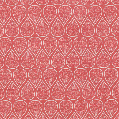Hill Top Filigree - Red
