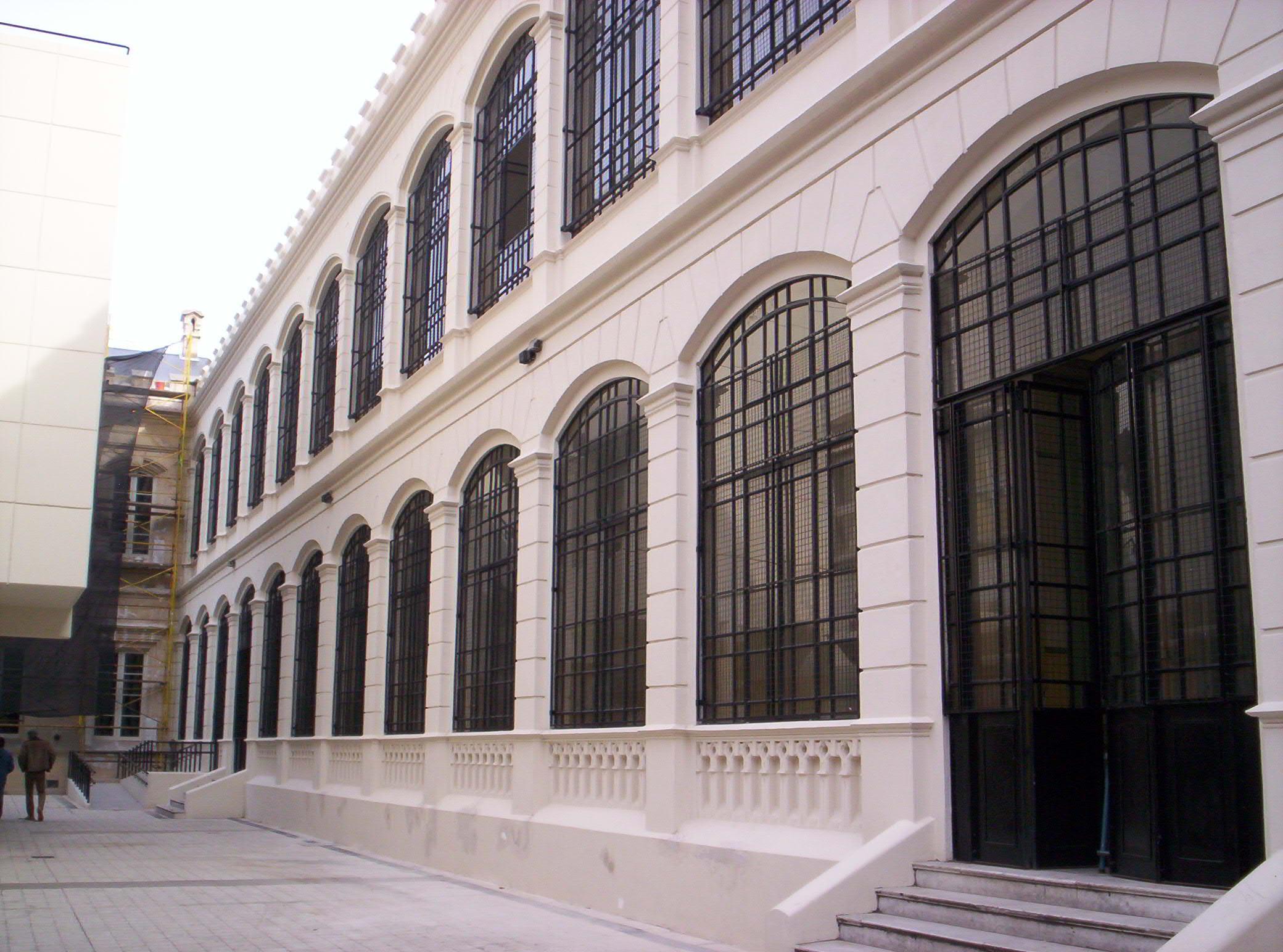 "Escuela Normal N°1 ""Roque Saenz Peña"