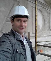 Arq. Pablo González especializado en dirección de obras y restauración.