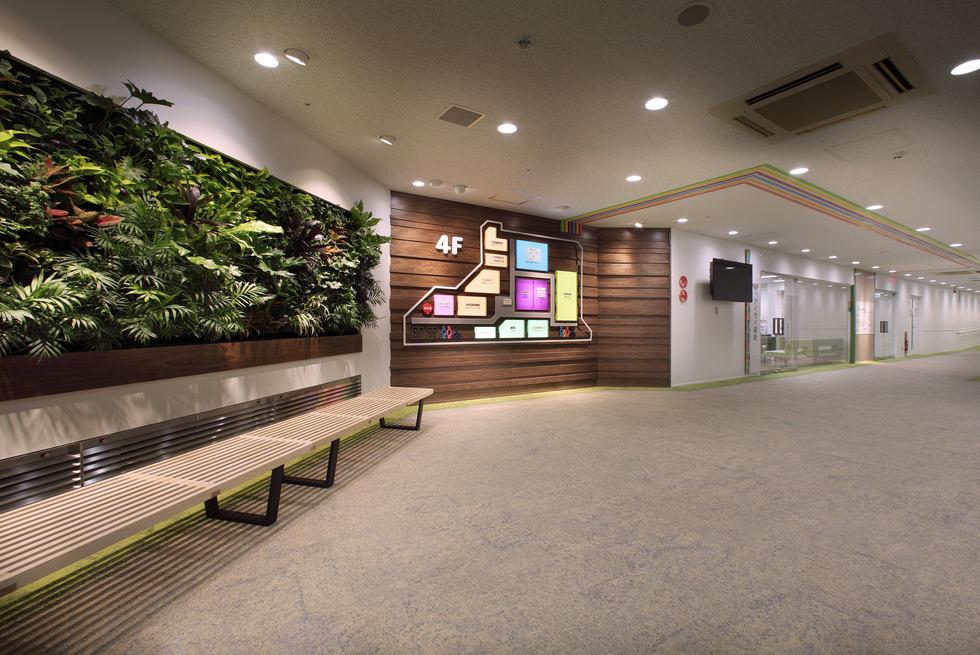 Shimousanakayama Clinic farm