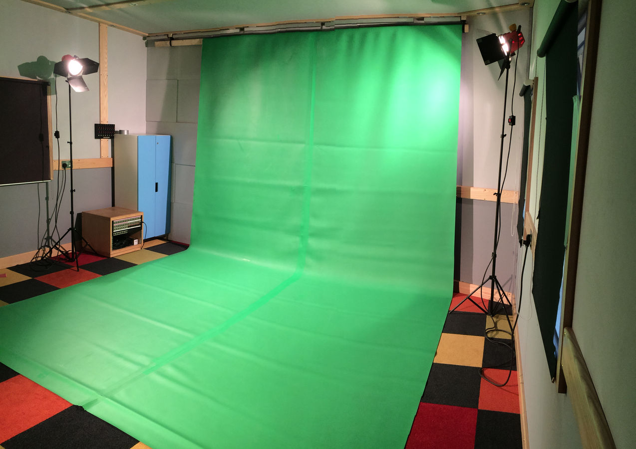 Also usable as a filming space