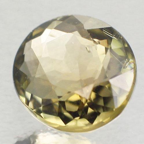 Камень турмалин натуральный 0.80 карат