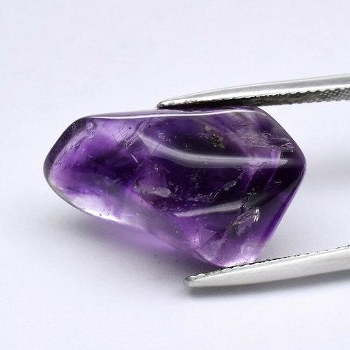 Камень Аметист натуральный 18.84 карат