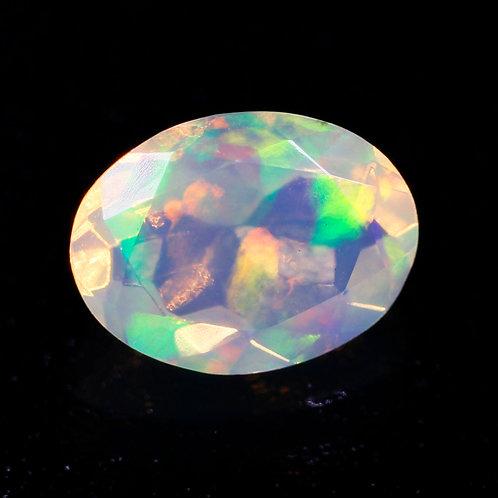 Камень RAINBOW MULTI опал 1.26 карат