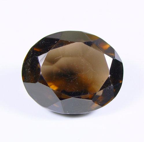 Камень дымчатый Кварц натуральный 19.00 карат