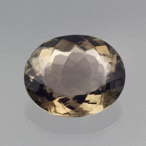 Камень дымчатый Кварц Раухтопаз) натуральный 25.19 карат