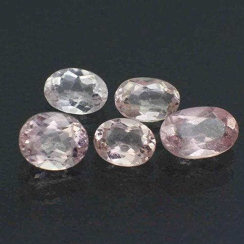 Камень турмалин натуральный набор 1.51 карат