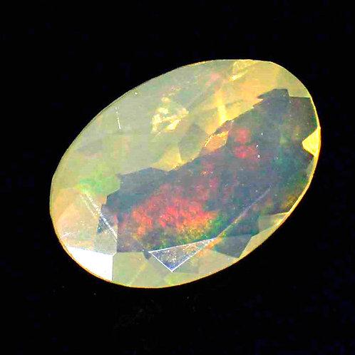 Камень RAINBOW MULTI опал натуральный 1.22 карат