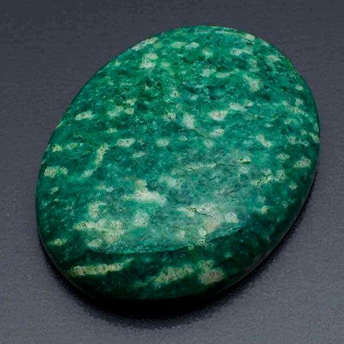 Камень амазонит натуральный 41.00 карат