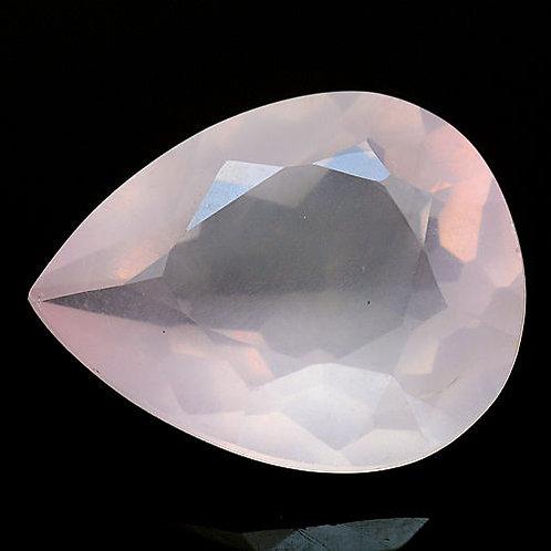 Камень розовый Кварц натуральный 10.86 карат