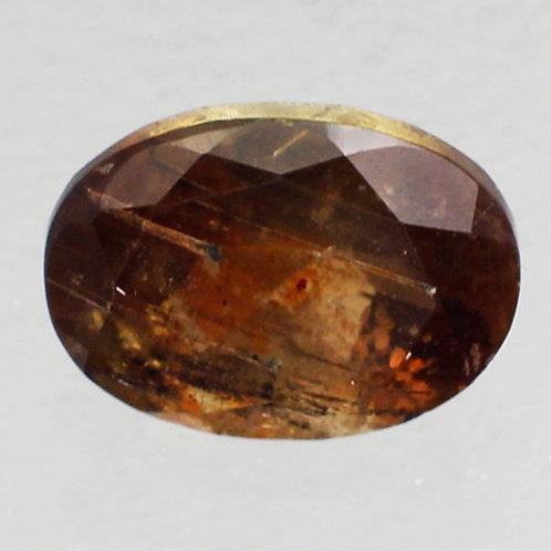Камень Андалузит натуральный 0.93 карат